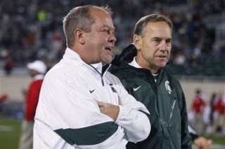 Mark Dantonio Has Impressed Athletic Director Mark Hollis