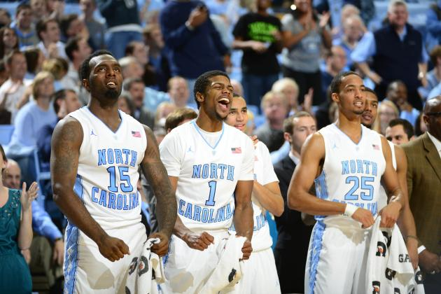 UNC Seeking Resume-Building Victory Against UNLV