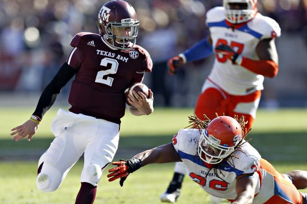 College Football Bowl Schedule: 5 Must-See Remaining Games