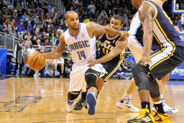 NBA Gamecast: Orlando vs. Washington