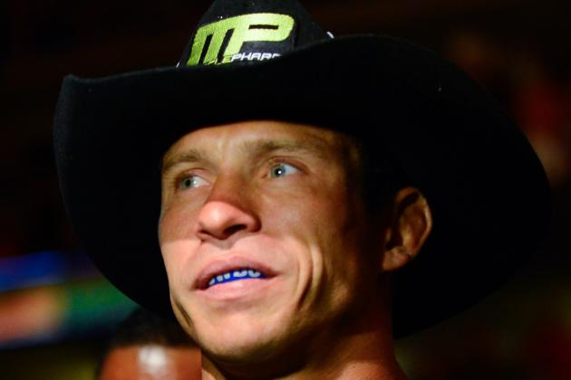 Donald Cerrone Answers Questions from Fans, Claims He'd Beat Benson Henderson