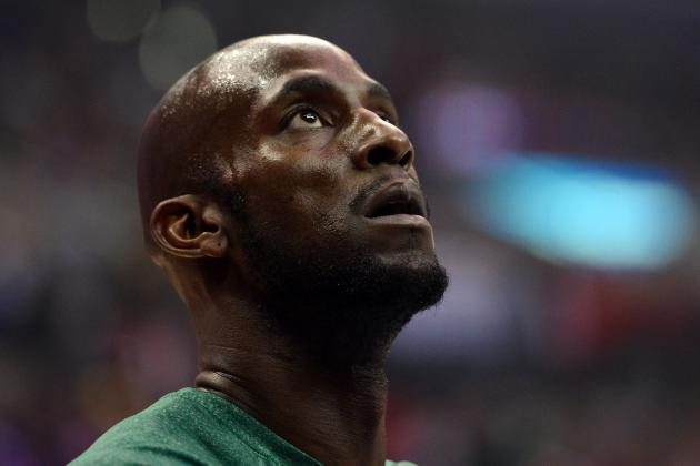 Did Kevin Garnett Hint That the Celtics Played Scared Against the Clippers?