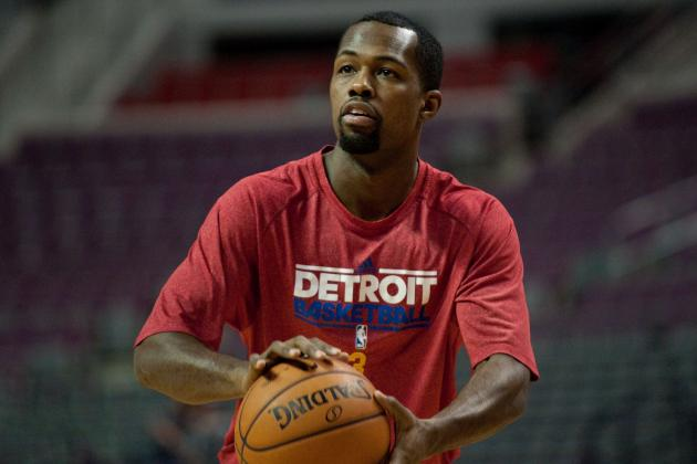 Rodney Stuckey out with Sprained Ankle vs. Miami Heat