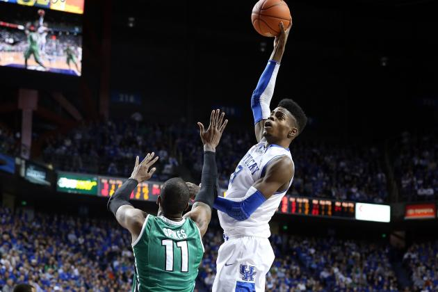 NBA Prospects to Watch in the Louisville-Kentucky Game of the Weekend