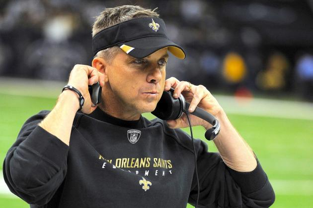 Sean Payton and Saints Reportedly Agree to New Contract Extension