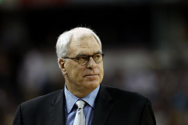 Phil Jackson Reportedly Interested in Brooklyn Nets Job