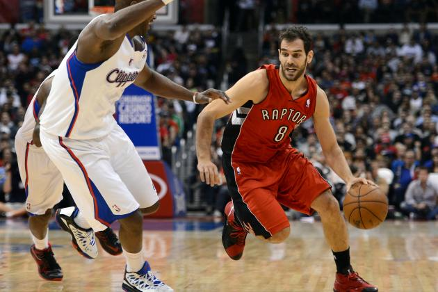 NBA Gamecast: Toronto vs. New Orleans