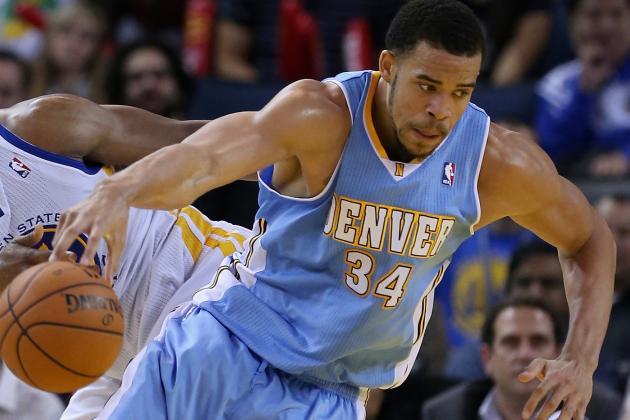 NBA Gamecast: Nuggets vs. Mavs