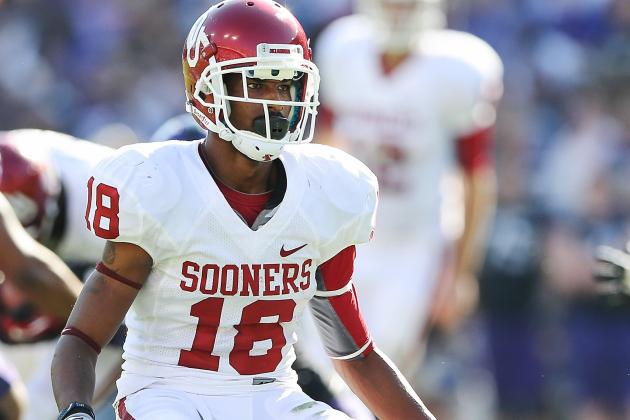 One Sooner Suspended, Another Cleared for Cotton Bowl