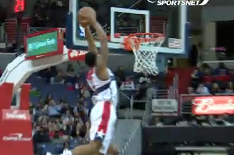 Crawford Connects with Beal