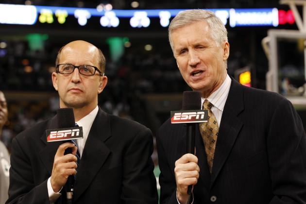 Nets Coaching Search: Jeff Van Gundy Interested -- with One Condition