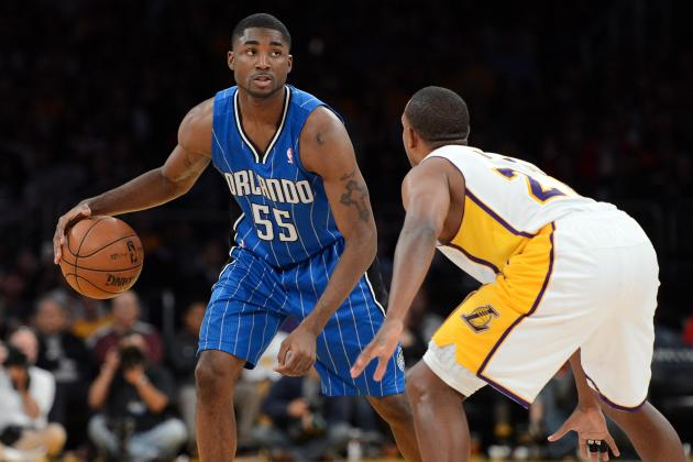 The Magic's Troubles Continue in a 105-97 to the Lowly Wizards