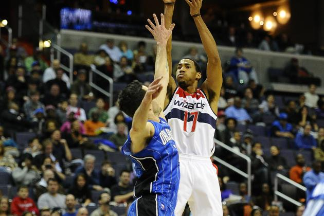 Wizards vs. Magic: Washington Snaps Eight-Game Losing Streak