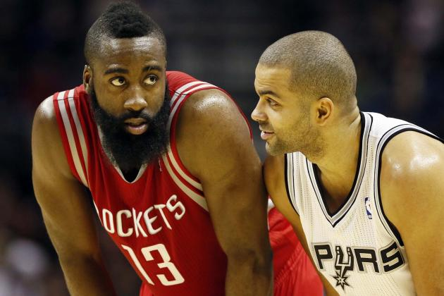 Rockets Win Streak Comes to an End in San Antonio