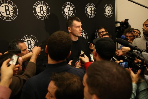 Prokhorov Mum on Coaches: