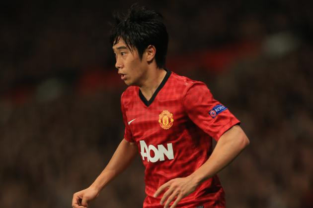 Shinji Kagawa Can Become Manchester United's David Silva