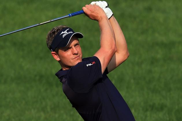 Will 2013 Be the Year Luke Donald Finally Wins a Major?