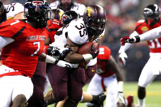 Meineke Car Care Bowl 2012: Minnesota vs. Texas Tech Live Scores and Analysis