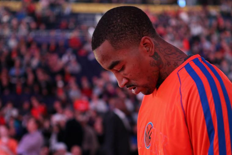 J.R. Smith Tells Tale of Epic Tattoo Collection