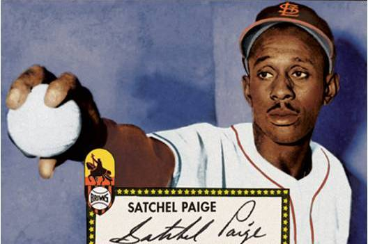 Rare 1948 Color Video of Satchel Paige Found on Movie Director's Estate