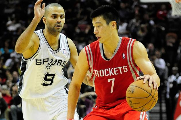 NBA Gamecast: Rockets vs. Spurs