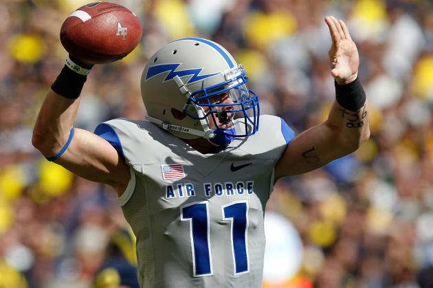 Rice vs. Air Force: Why Bell Helicopter Armed Forces Bowl Is Must-See TV