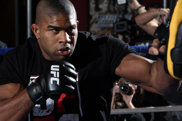 UFC 155: Despite JDS vs. Velasquez 2, Is Alistair Overeem Still the Man to Beat?