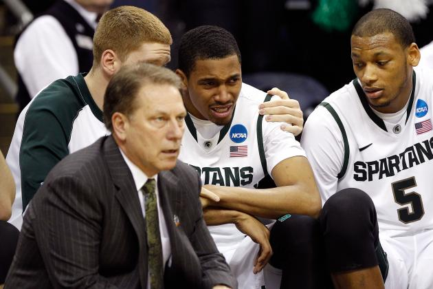 Michigan State Basketball: Why Brandan Kearney's Departure Doesn't Hurt Spartans