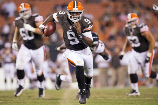 Thaddeus Lewis Era Begins with the Cleveland Browns and the Week 17 NFL Lines