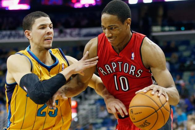 Toronto Raptors Top New Orleans Hornets in Overtime