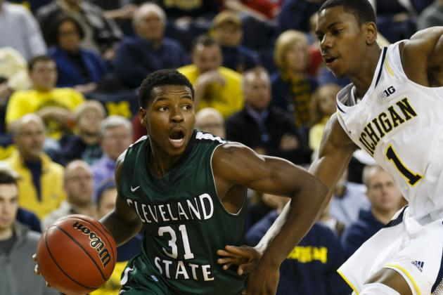 Strong Second Half Lifts Cleveland State over Rio Grande