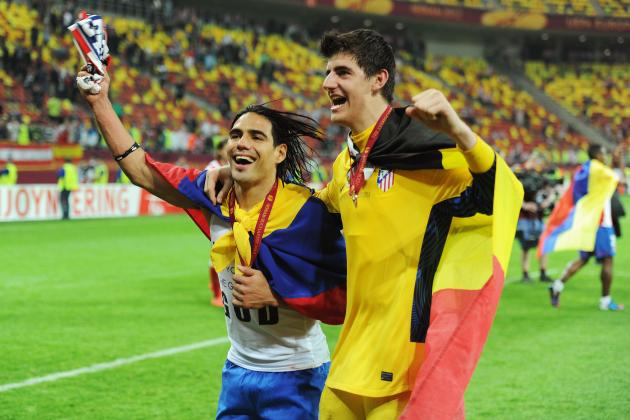 Why Thibaut Courtois Was La Liga Success Story of 2012