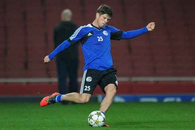 What Klaas-Jan Huntelaar's New Deal Means for Schalke