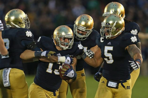 Notre Dame Football: Irish Defense Will Shut Down Alabama in BCS Title Game