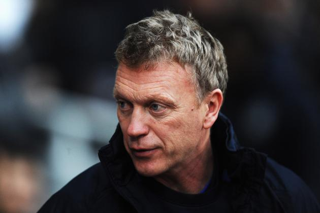 Everton Boss David Moyes Proud of Evertons Rise to European Challengers in 2012