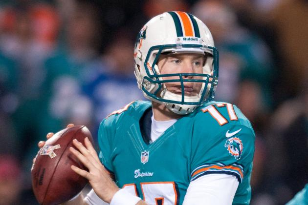 Ryan Tannehill Excelling in Play-Action