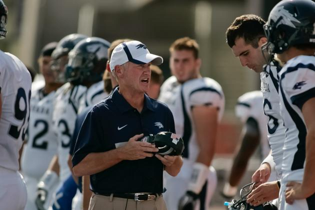 Offensive Innovator Chris Ault Leaves Nevada, Could Head to NFL