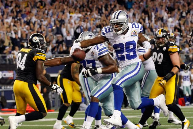 Cowboys vs. Redskins: Running Game and Ball Security Are Keys to Vicory
