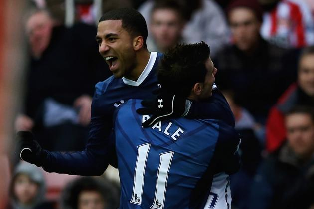 Stunning Second Half Start Helps Spurs Sink Black Cats