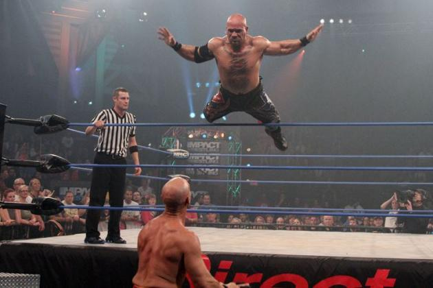 TNA News: Impact! Wrestling Rises in Viewership on Final Episode of 2012
