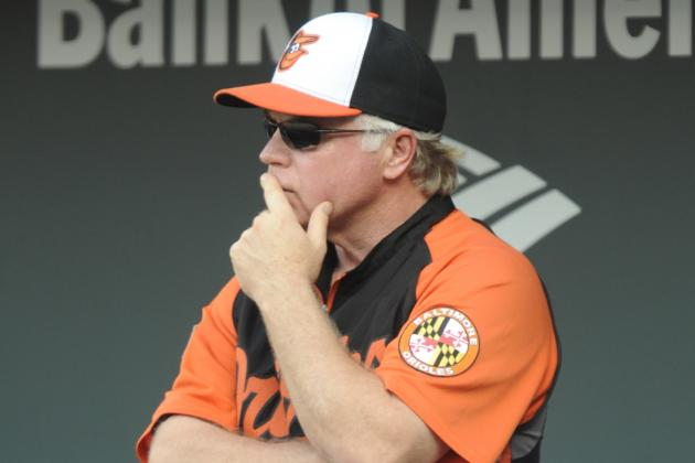 Orioles Manager Buck Showalter Is the Marylander of the Year