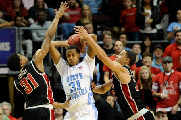 UNLV vs. UNC: Runnin' Rebels Defense Will Be Too Much for Tar Heels to Handle