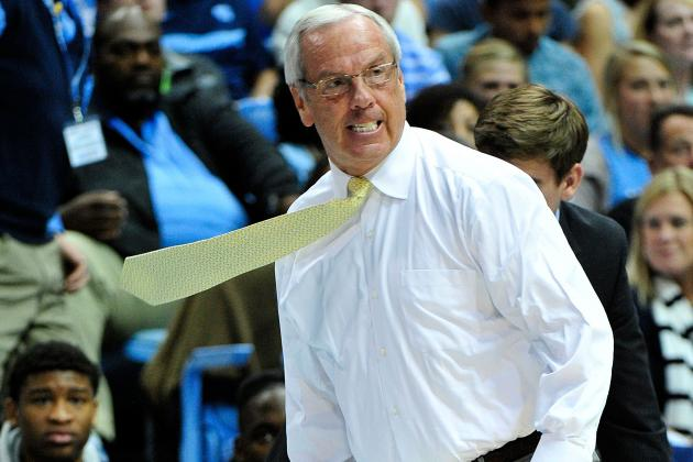 UNC Basketball: Highlighting Tar Heels' Most Important Games in 2013