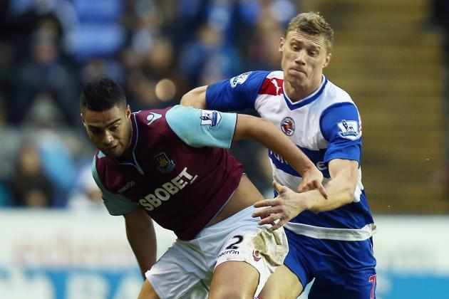 Reading 1-0 West Ham: Hammers Stunned