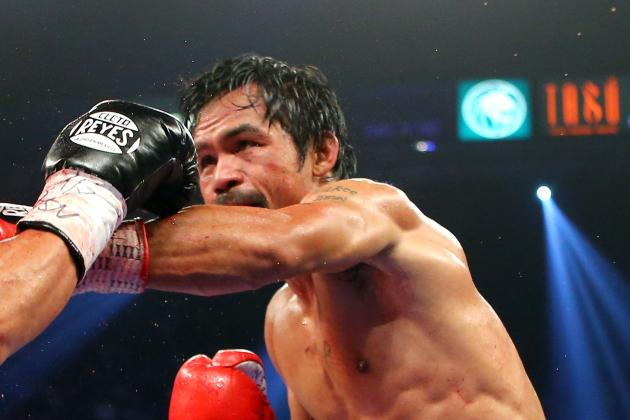 Manny Pacquaio: Blueprint for 3-Fight Sequence to Cap His Career