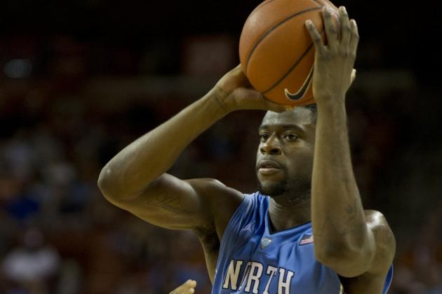 UNC's Reggie Bullock to Miss UNLV Game with Concussion
