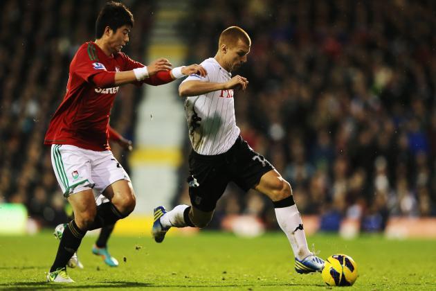 Fulham 1-2 Swansea