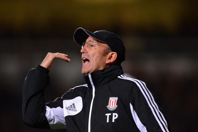 Stoke Manager Tony Pulis Planning to Appeal Against Steven Nzonzi's Red Card
