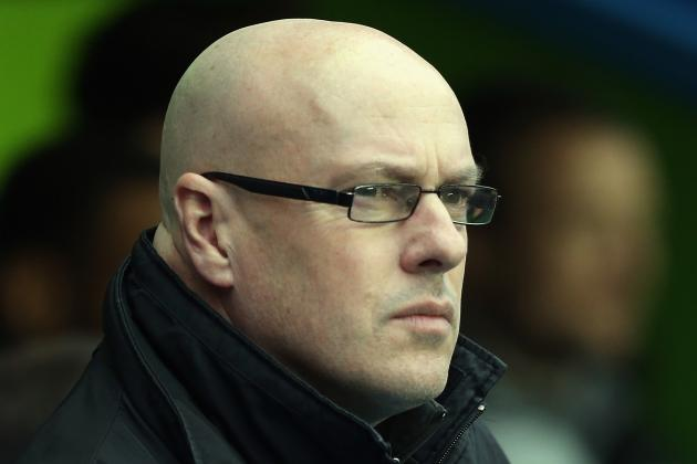 Reading Manager Brian McDermott Relieved After Win over West Ham