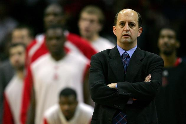 Jeff Van Gundy Nets: Former Knicks and Rockets Coach Is Best Fit in Brooklyn